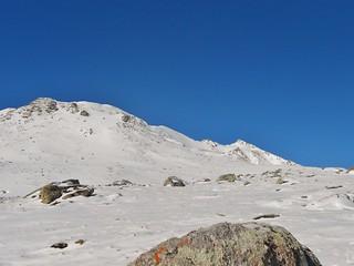 East Ridge of Mt. Massive