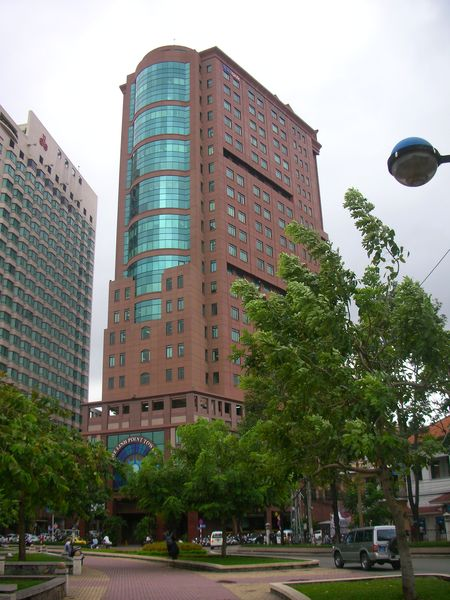 Dự Án Bất Động Sản Cao Ốc Văn Phòng Melinh Point Tower