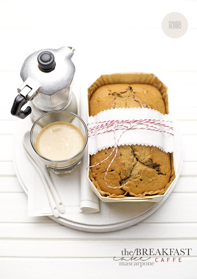 cake caffè mascarpone