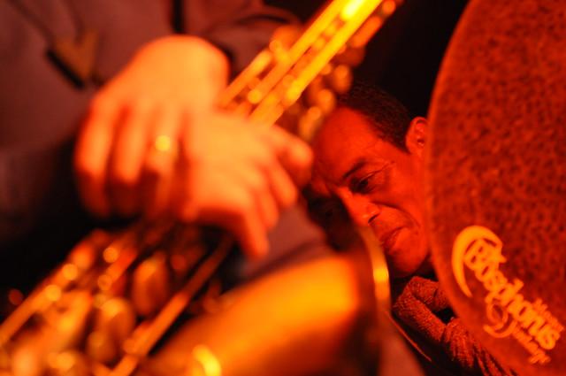 Toni Rabeson (Henri Florens Jazz Explosion) by Pirlouiiiit 21032015