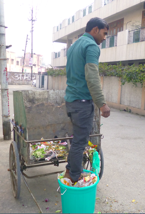 Waste Collection in Action
