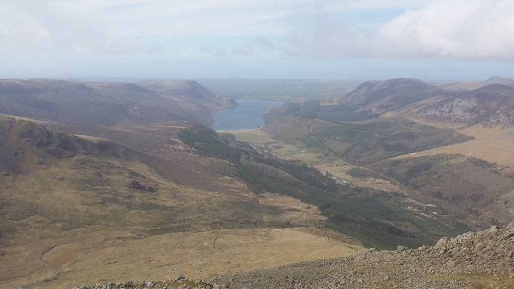 Ennerdale from Pillar #sh