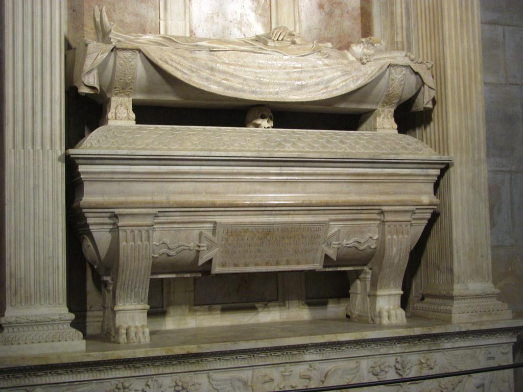 251 Tomb of Pietro di Noceto by Matteo Civitali,,Duomo di