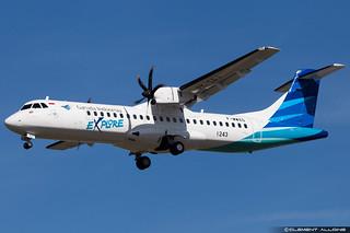 Garuda Indonesia ATR 72-600 (72-212A) cn 1243 F-WWES // PK-GAJ