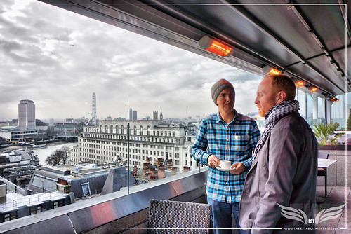 The Establishing Shot: PHOTOGRAPHER STEVE BANKS & TASCHEN'S MARK BEST AT THE PHOTO LONDON 2015 PROGRAMME ANNOUNCEMENT AT THE RADIO ROOFTOP BAR, LONDON ME HOTEL