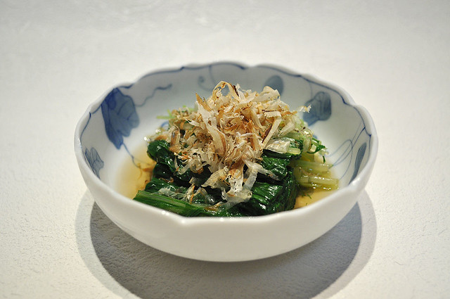 Katsuobushi - cá ngừ khô Nhật Bản