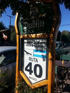 San Martin Ruta 40