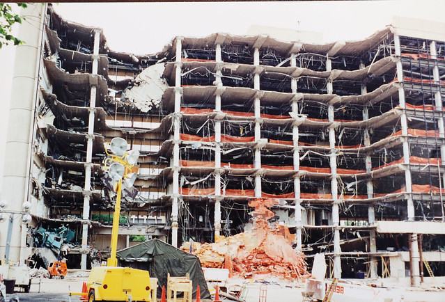 20th Anniversary- Oklahoma City Bombing-150419