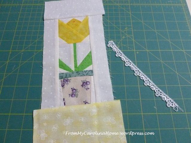 Spring Mini Quilt - 1
