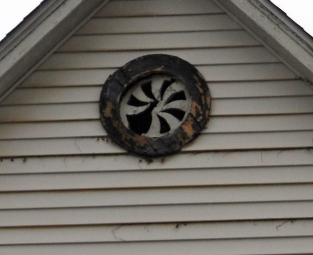 Doomed Morgantown - Detail