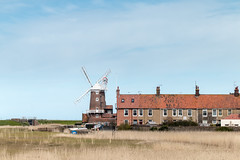 View of Cley next the Sea