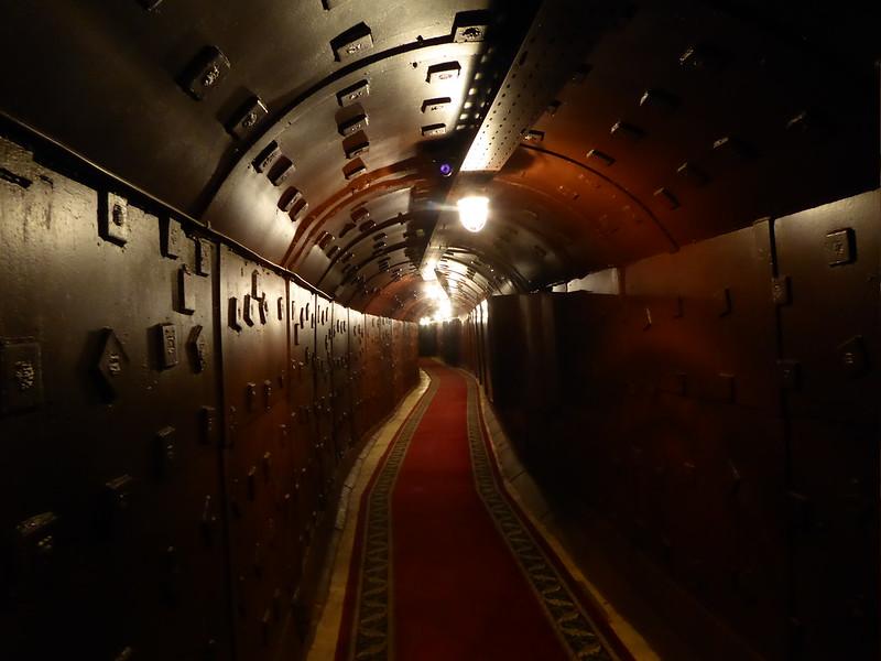 Bunker 42 - passagway I