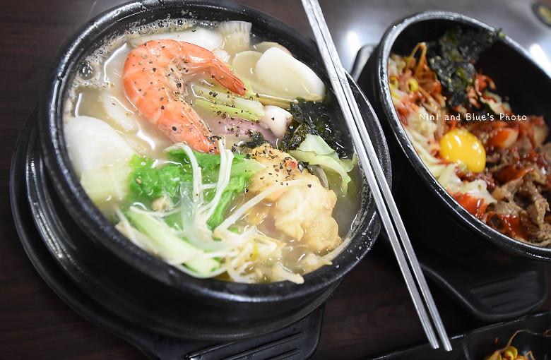 台中霧峰韓式料理韓香屋08
