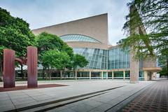 Meyerson Symphony Center | Dallas, TX | I.M. Pei