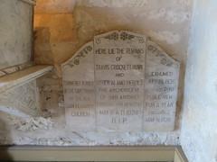 Remains of Alamo Heroes, Cathedral of San Fernando, San Antonio, Texas