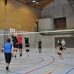 Schlussturnier VBC Obersimmental und VBG Gstaad-Saanenland 2012