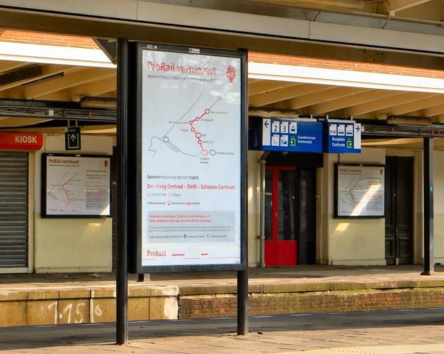 20150313 Delft - Prorail vernieuwt