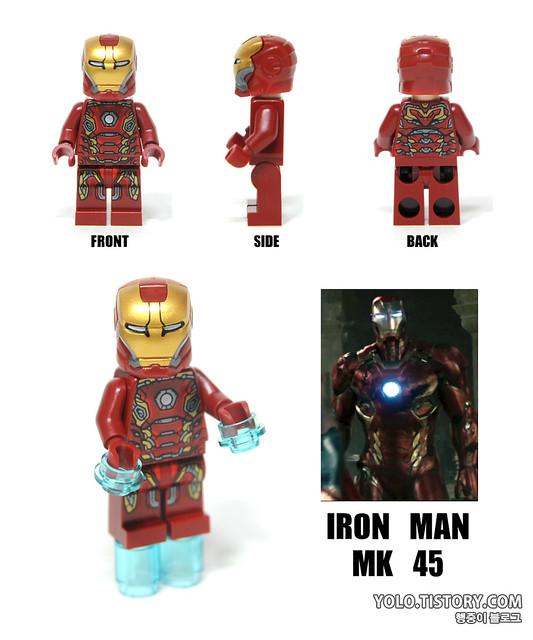 lego iron man mark 28 - photo #3