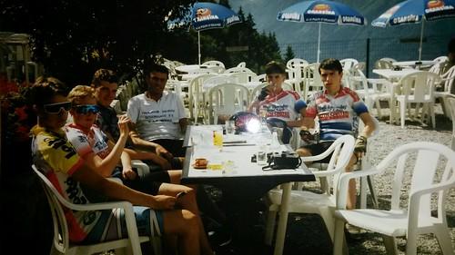 Alpe d'Huez 1992 - 3- Dave Millson