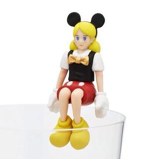 【販售資訊更新】很忙碌的杯緣子!! ~ Disney X 杯緣子