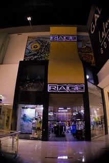 RAGE skate shop-dxb mall