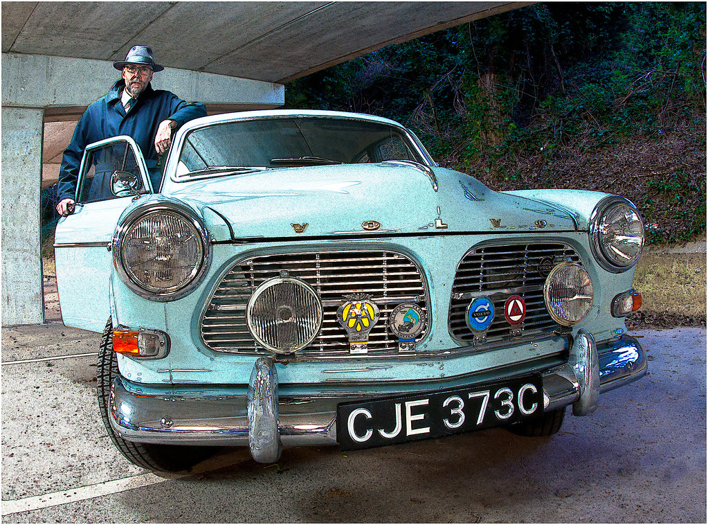 Dylan and Volvo 1