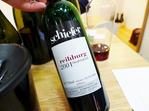 Weingut Schiefer Reihburg 2001