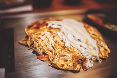 food, dish, cuisine, okonomiyaki, lasagne,