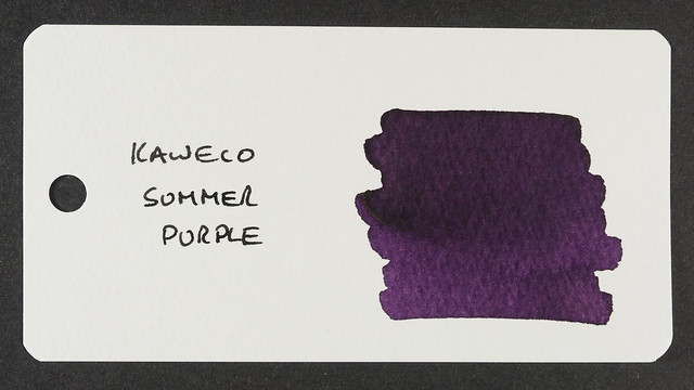 Kaweco Summer Purple - Word Card