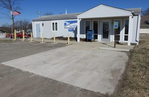 Post Office 65664 (Halltown, Missouri)