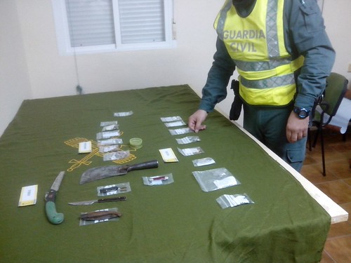 AionSur 16578694870_6e29f45f93_d Arahal, localidad de la comarca con más infracciones registradas por la Guardia Civil este fin de semana Sucesos
