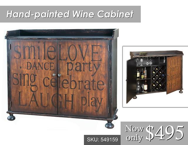 Pulaski-Furniture-Wine-Cabinet-549159 ($495)