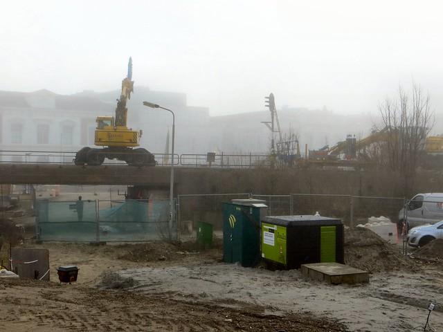 20150311 Delft - spoorviaduct