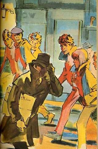 Les six compagnons et l'œil d'acier, by Paul Jacques BONZON