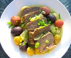 CORNED BEEF AND CABBAGE – HAPPY ST PATRICK DAY