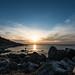 Solnedgang by frankpphoto