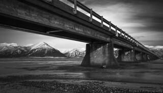 Bridge over Mountains