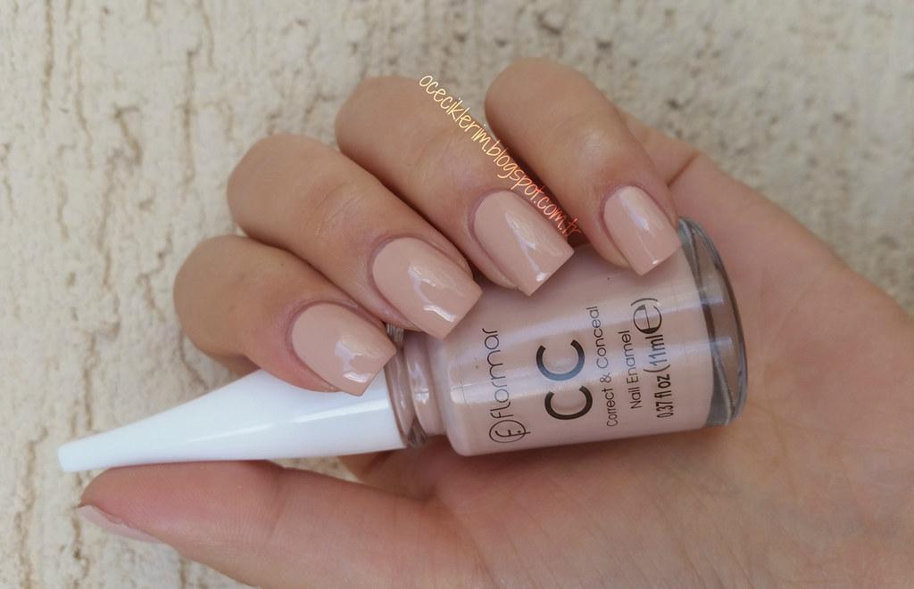 Flormar CC Nude Pink