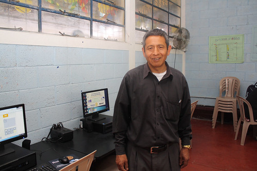 Pablo Xinico, Principal