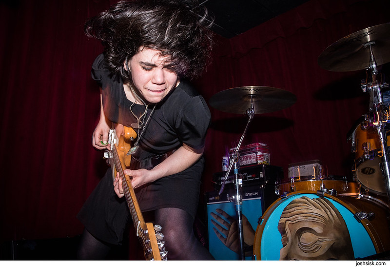 Screaming Females @ Windup Space