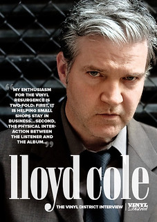 Lloyd Cole - The Vinyl District - Photo by Doug Seymour