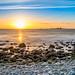 Sunset at Sele [6 million views milestone reached] by Richard Larssen