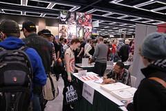 Emerald City Comicon 2015
