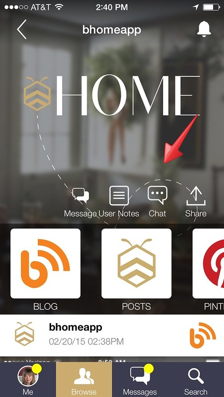 bHome App-Housepitality Designs