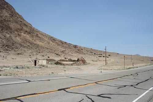 landscape highway nevada extraterrestrial