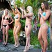 Bikini Contest 2015 at Gilligan's Island Bar Siesta Key Sarasota