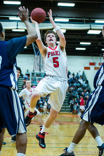Fairfield Prep vs. Hillhouse High - High School Basketball