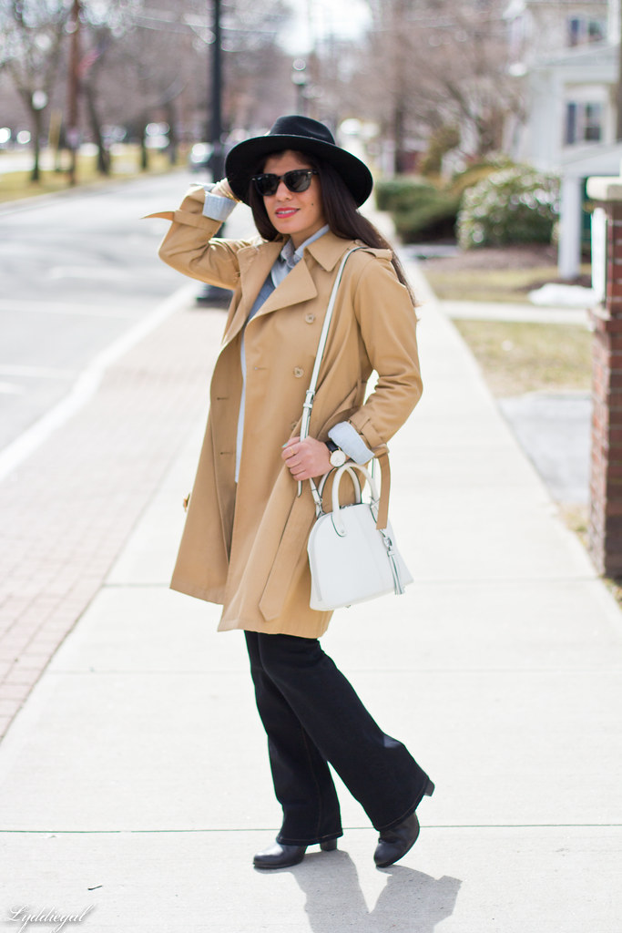 double denim, trench coat, wool fedora-7.jpg