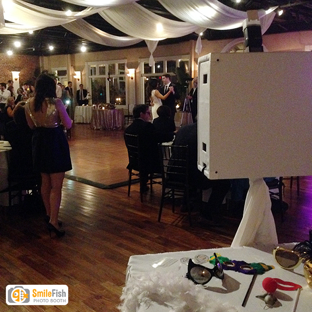 photo booth rental behind the scenes | st. augustine, fl