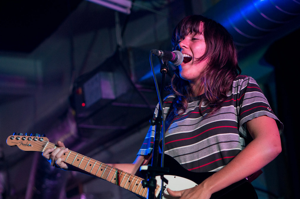 Courtney Barnett at Rough Trade